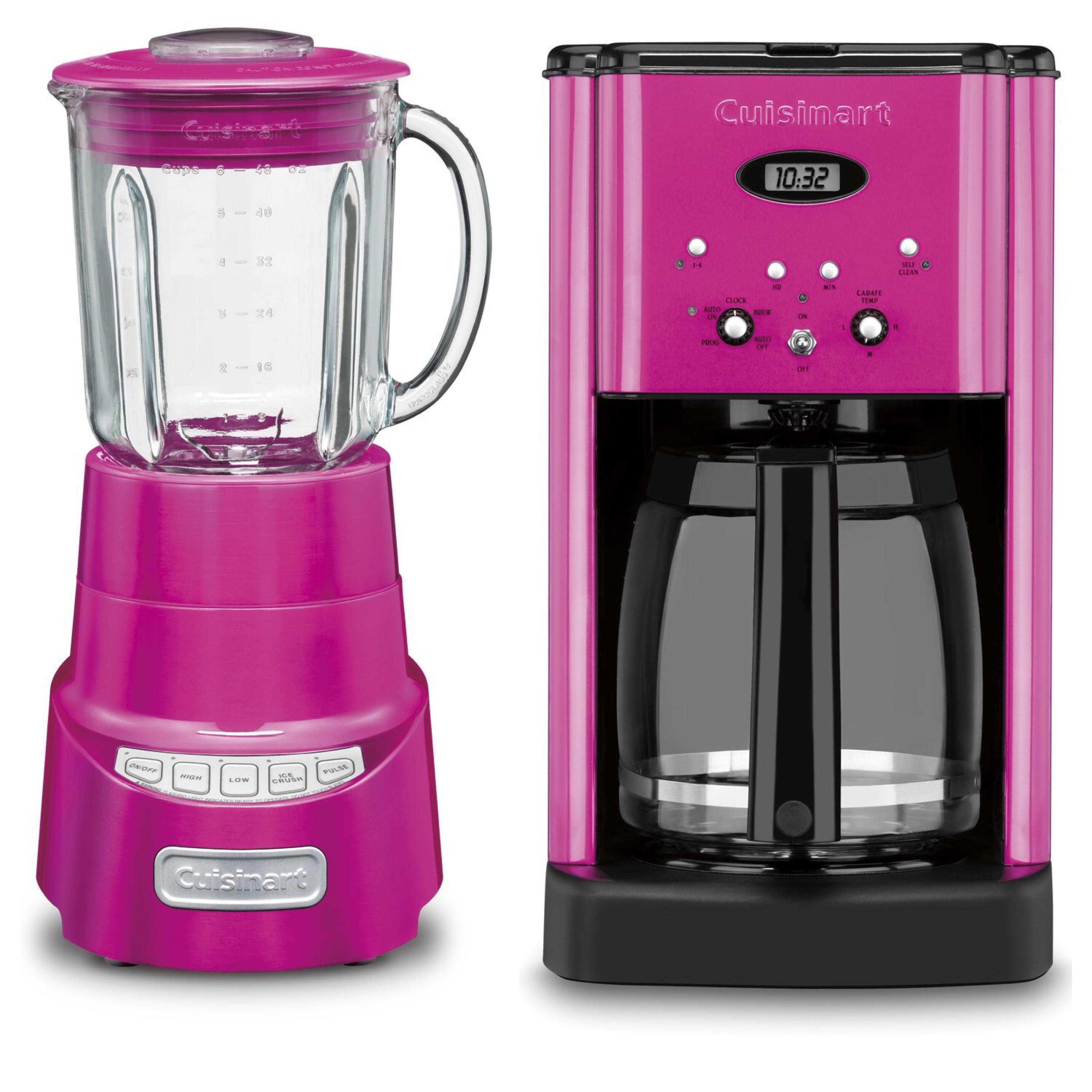 Hot Pink Cuisinart