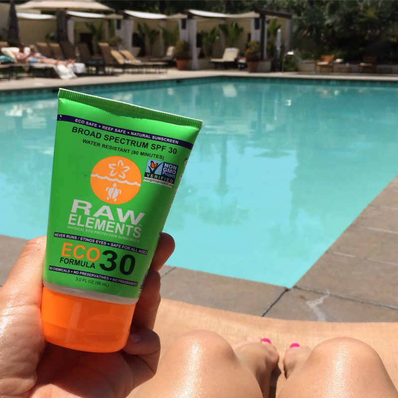 Raw Elements Sunscreen Review