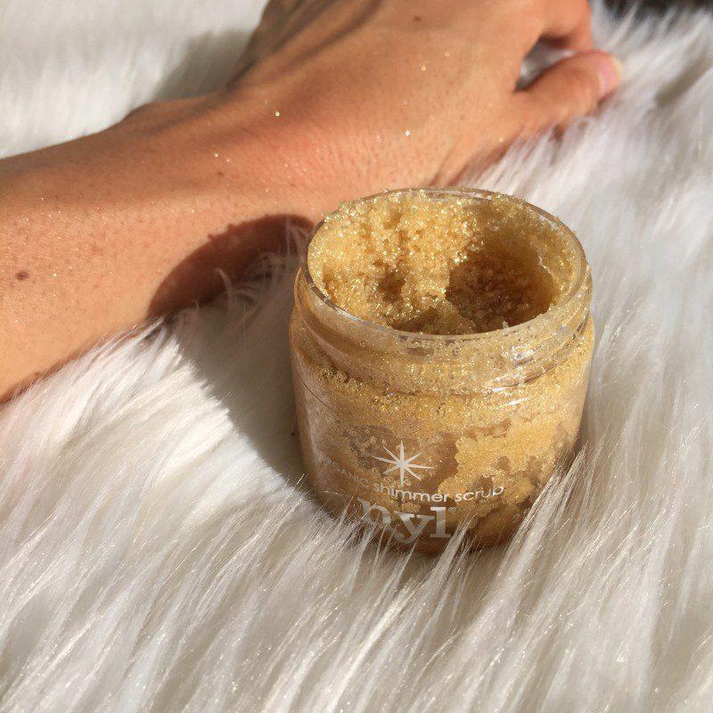 Nyl Organic Shimmer Scrub