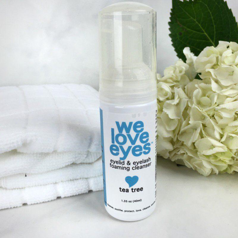 We Love Eyes Organic Eye Cleansing Review