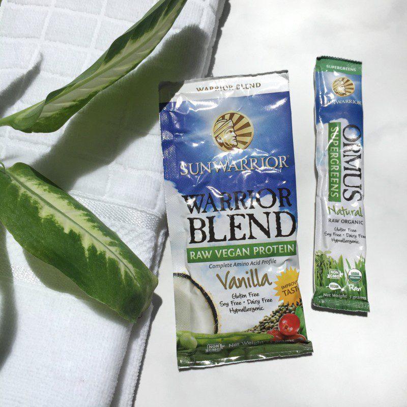 Warrior Blend Organic Protein Powders