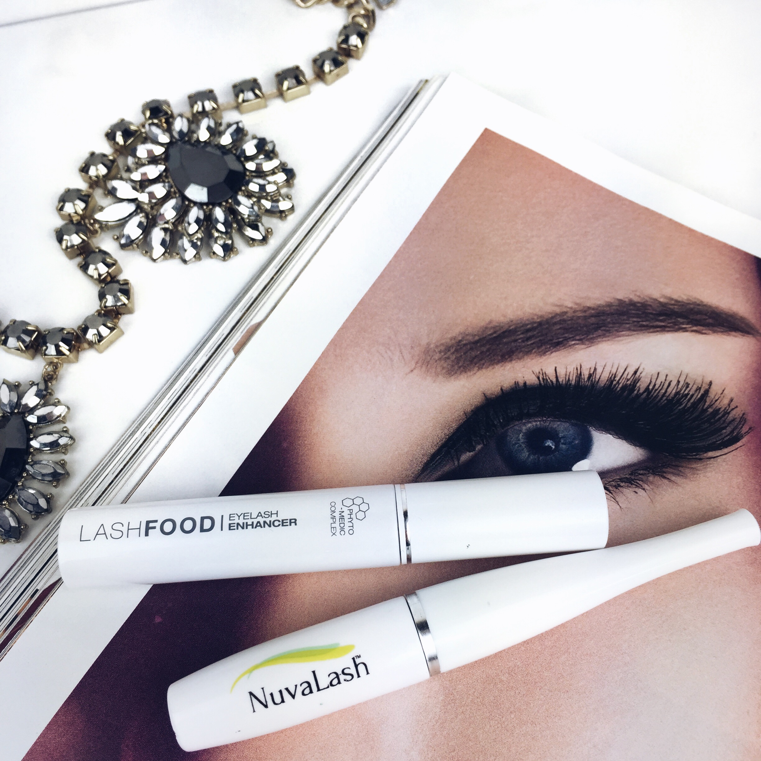 02819169fc2 Just when I thought I found a great new natural lash serum, yet another is  released and has me wondering now, which one is truly the best!?