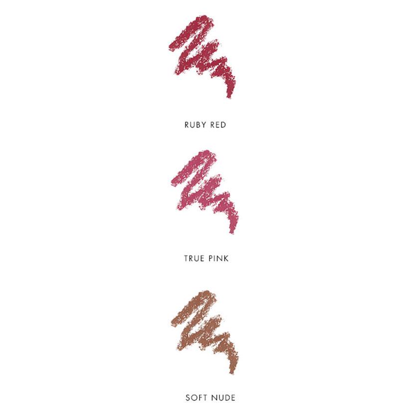 LILY LOLO | NATURAL LIP PENCIL soft nude - HIPI FAIBLE