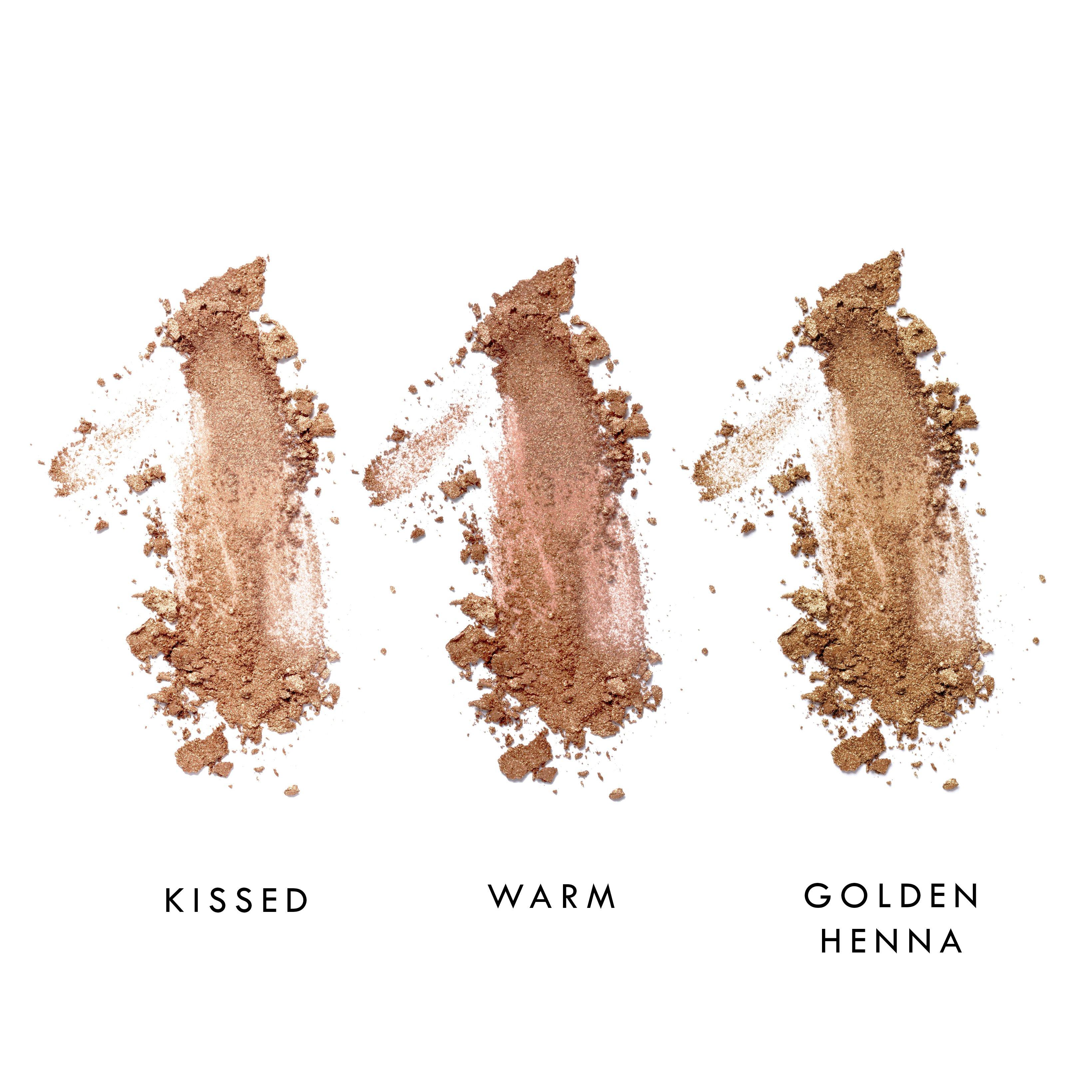 Au Naturale Pure Powder Bronzer In Golden Henna Organic Bunny